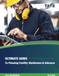 Tate Shutdown Guide Page Image